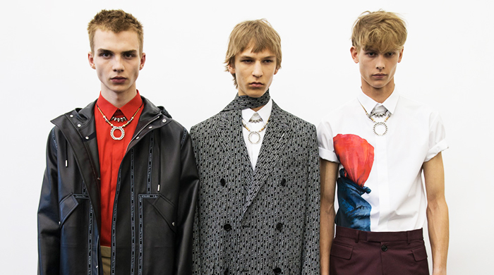 Men's Paris Fashion Week: Dior Homme Spring/Summer '18