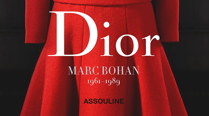 Discover the new Dior by Marc Bohan book