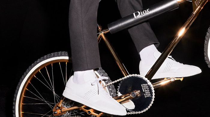 Dior Homme x Bogarde release second BMX bike design