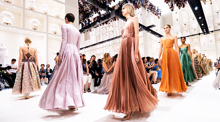 Paris Haute Couture Fashion Week F/W'18: Day two highlights