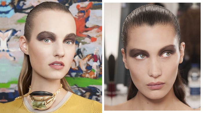 Backstage beauty with Dior's Peter Philips