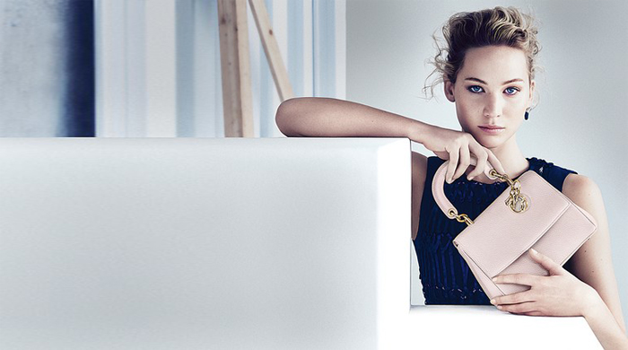 Dior taps Jennifer Lawrence for new Be Dior campaign