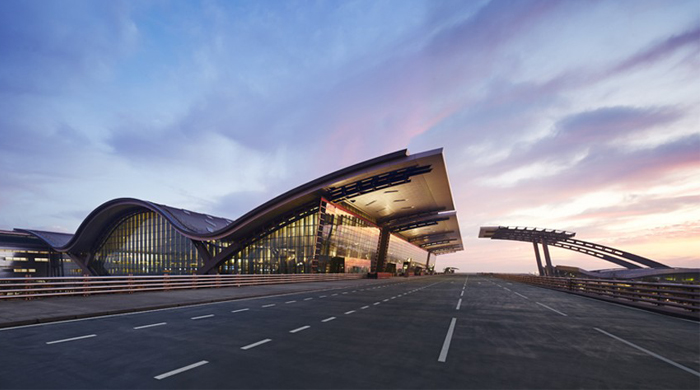 Doha welcomes the arrival of Hamad International Airport