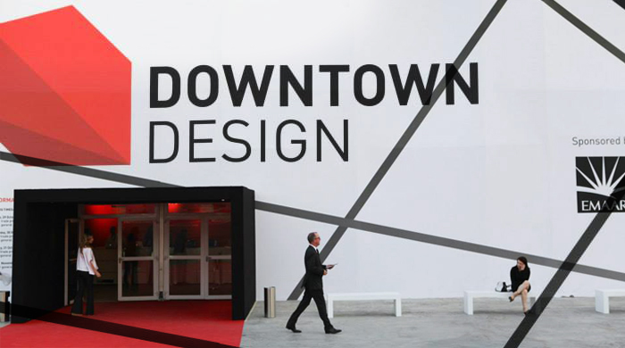 The return of Downtown Design's Original Talks in Dubai