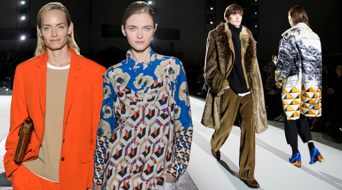 Paris Fashion Week: Dries Van Noten Fall/Winter '17