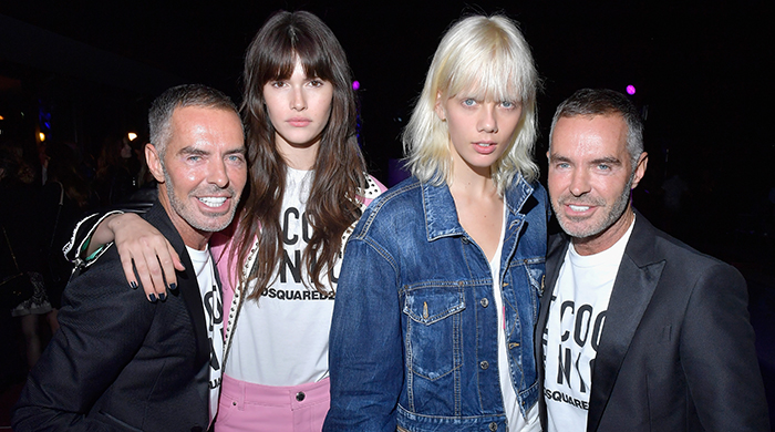 Invite only: Dsquared2's Be Cool Be Nice capsule collection launch
