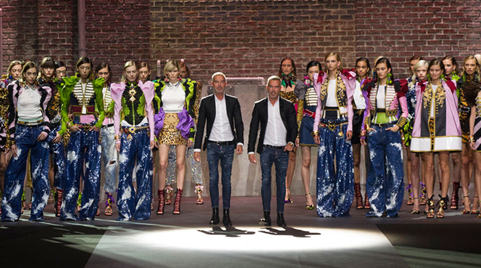 Confirmed: Dsquared2 set to combine mens and womenswear collections