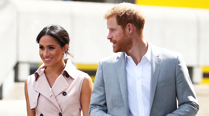 Here's what the Duke and Duchess of Sussex have planned later this week