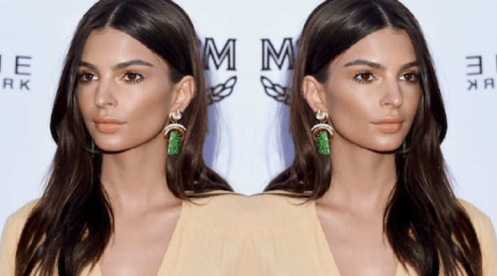 How to recreate Emily Ratajkowski's red carpet glow