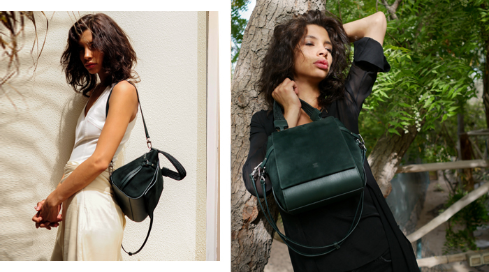 UAE-based handbag label HALM just released a limited-edition capsule collection