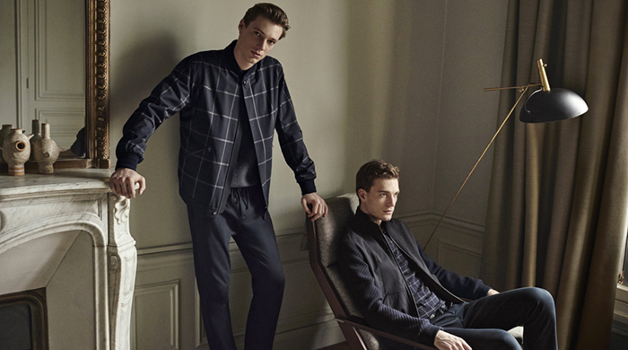Now available: Ermenegildo Zegna on Mr. Porter