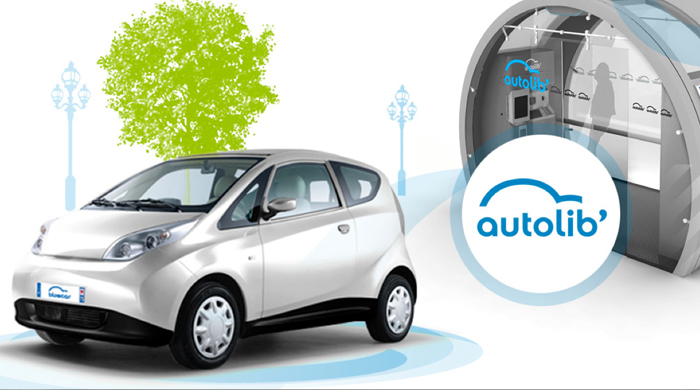 Electric car sharing service to launch in London