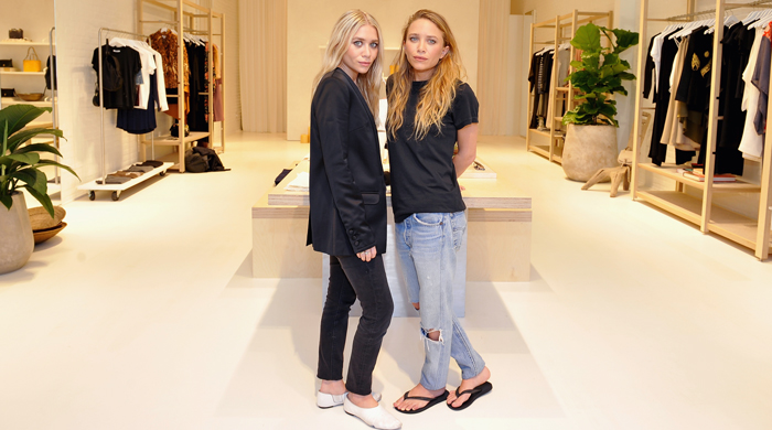 Mary-Kate and Ashley Olsen open Elizabeth & James at The Grove