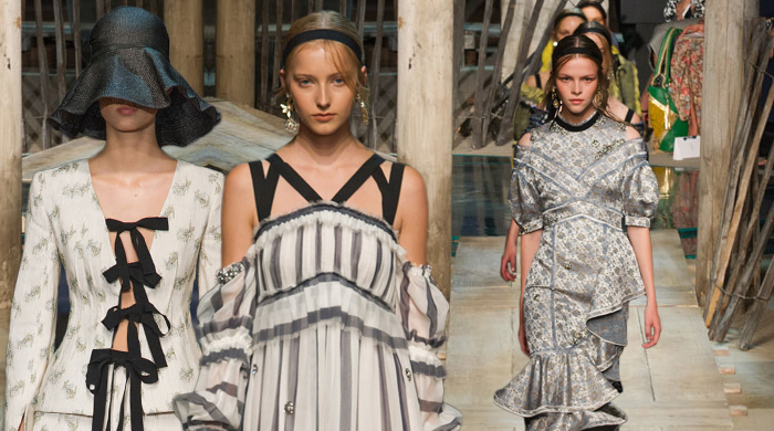 London Fashion Week: Erdem Spring/Summer '17