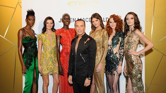 Must-watch: Etihad Airways' Runway to Runway x Julien Macdonald film