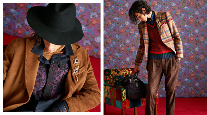 Etro celebrates 50th anniversary with new collection