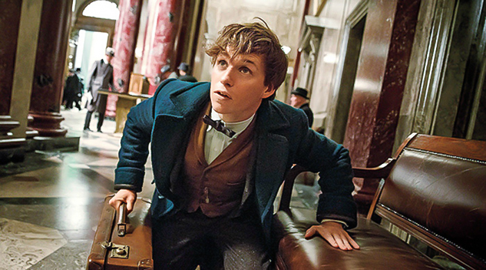 J.K. Rowling confirms five Fantastic Beasts and Where To Find Them films