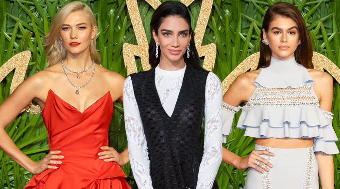 The Fashion Awards 2017: Red carpet arrivals