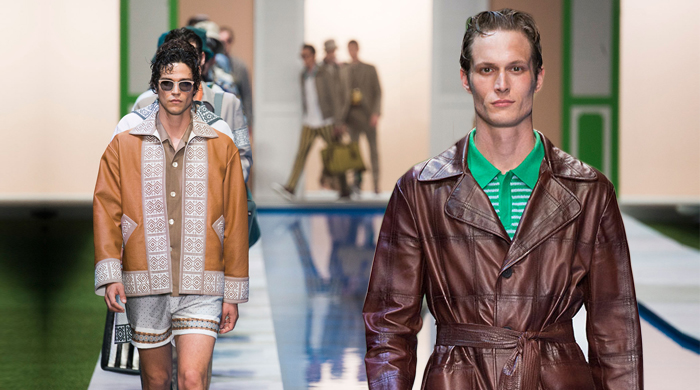 Men's Milan Fashion Week: Fendi Spring/Summer '17