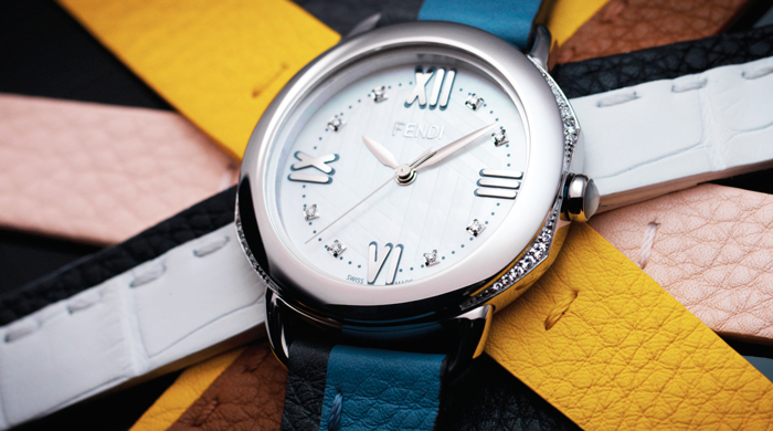 Introducing Fendi's newest timepiece: Serellia