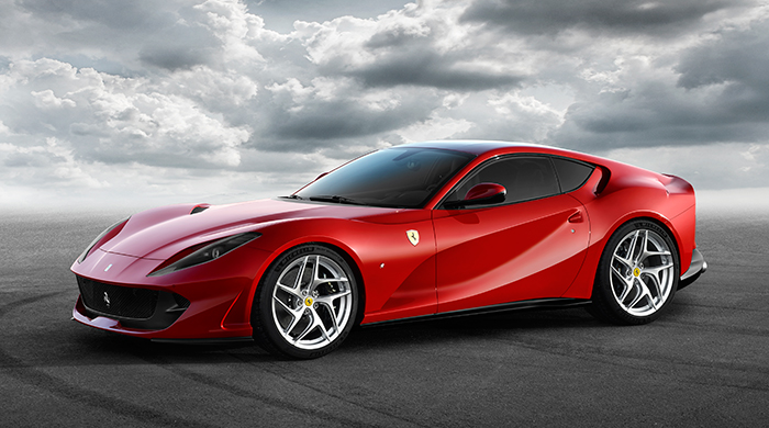 Introducing the 812 Superfast, the fastest Ferrari ever