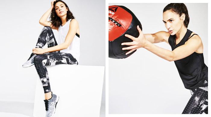 Gal Gadot is Reebok's newest ambassador