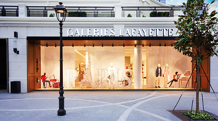 Just in: Galeries Lafayette to expand in the Middle East