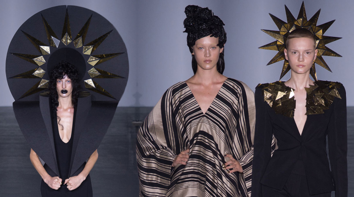 London Fashion Week: Gareth Pugh Spring/Summer '17