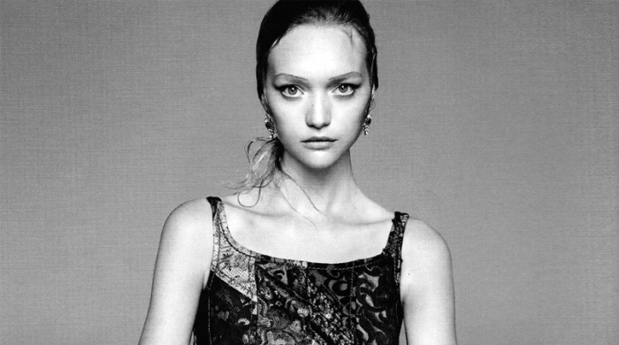 First look: Gemma Ward stars in Prada's Spring 2015 campaign