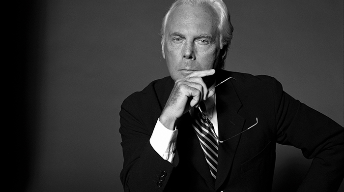 Giorgio Armani is launching a new foundation for his empire