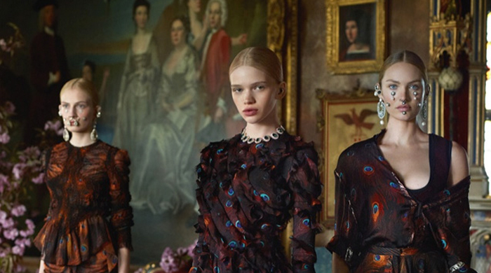 More to see: New images from the Givenchy AW15 campaign are here