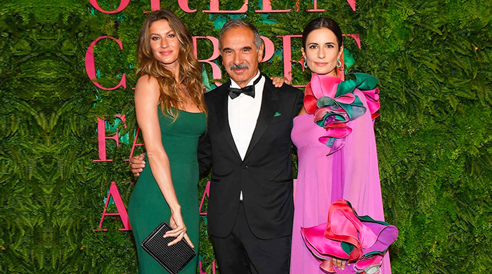 Here's what we know about the 2018 Green Carpet Fashion Awards so far
