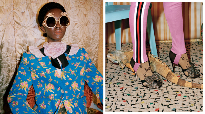 First look: Gucci's Pre-Fall '17 campaign