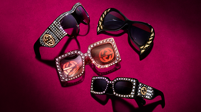 Available now: Net-a-Porter launches Gucci's exclusive eyewear collection