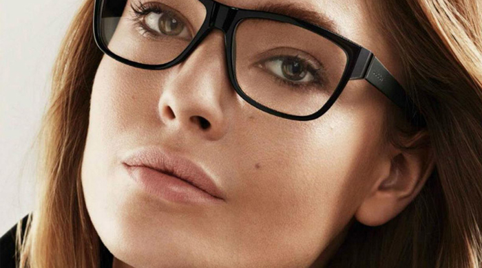 Nadja Bender for Gucci eyewear Autumn/Winter 14