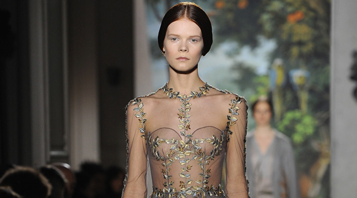 Haute Couture Spring/Summer 14: Valentino