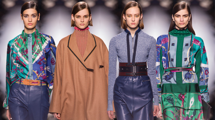 Paris Fashion Week: Hermès Fall/Winter '17