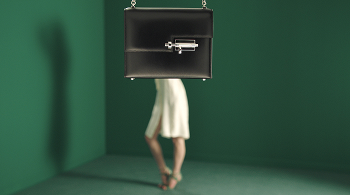 Hermès' new video throws the spotlight on the Verrou
