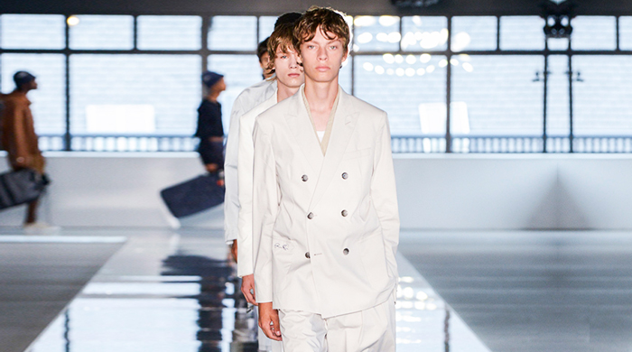 Men's New York Fashion Week: Hugo Boss Spring/Summer '18