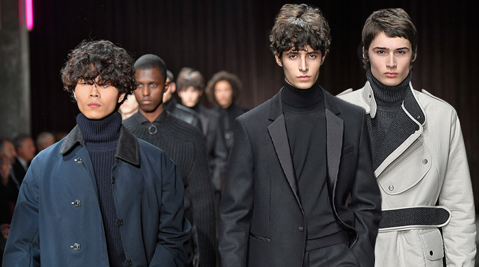 Men's New York Fashion Week: Hugo Boss Fall/Winter '17