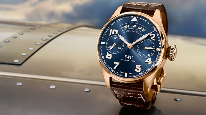IWC unveils a whole suite of Pilot's watches