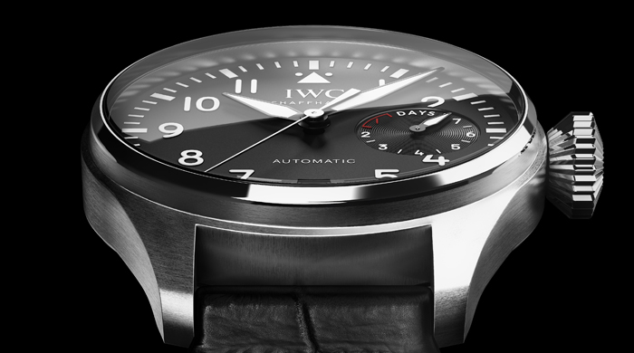 IWC Schaffhausen announce a new high tech addition to its timepieces 'IWC Connect'