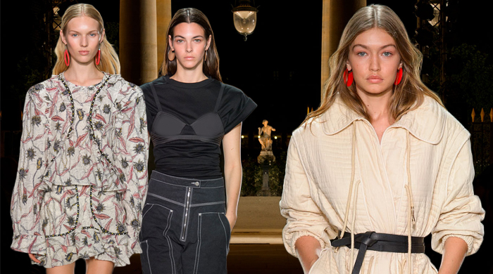 Paris Fashion Week: Isabel Marant Spring/Summer '17