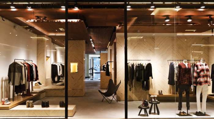 Isabel Marant opens its first Middle East flagship store