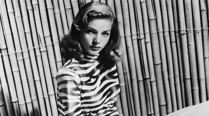 Items from Lauren Bacall's private collection to be auctioned at Bonhams