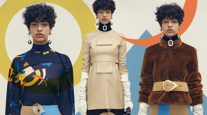 First look: JW Anderson Pre-Fall 2015