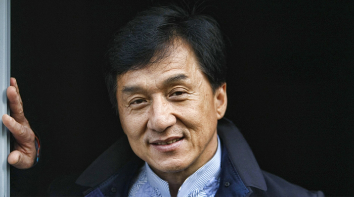 Jackie Chan's next film will be shot in Dubai