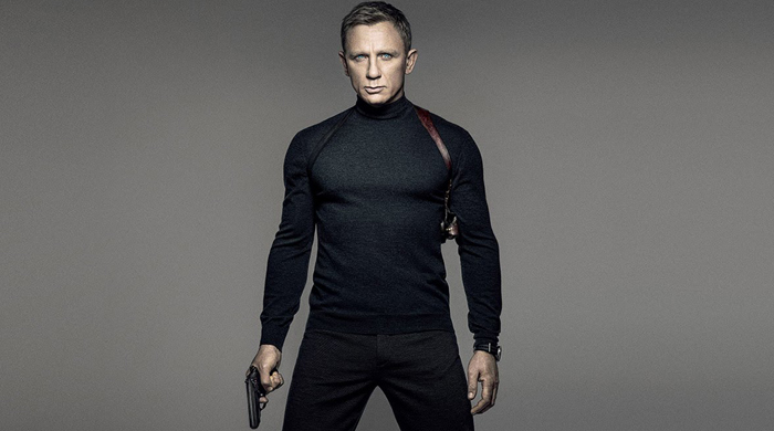 Watch now: The new James Bond 'Spectre' trailer is released
