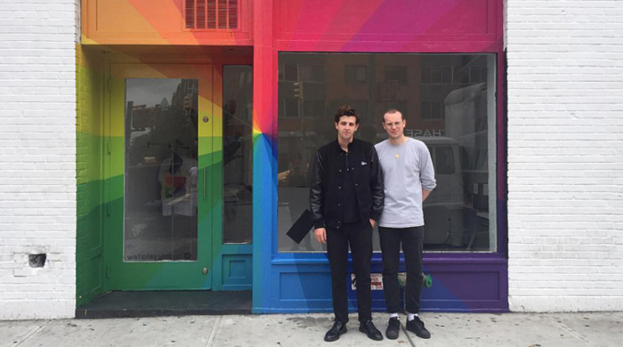Jamie xx opens store in New York