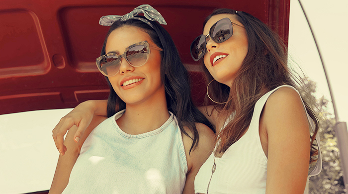 This Egyptian-based eyewear brand just released a boho-inspired collection